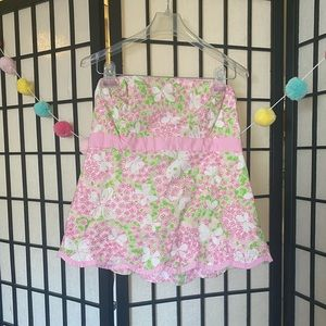 Lilly Pulitzer sleeveless Meridian printed top